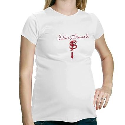 b263e82837db4 NCAA My U Florida State Seminoles (FSU) Maternity Future Fan T-Shirt -