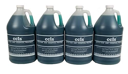 Tank Additive (ccls 4 GALLONS/CASE SEPTIC TANK BACTERIA ADDITIVE)