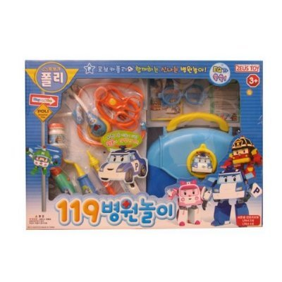 Robocar Poli Learning Resources Pretend & Play Doctor Set   B00S7W1HJG