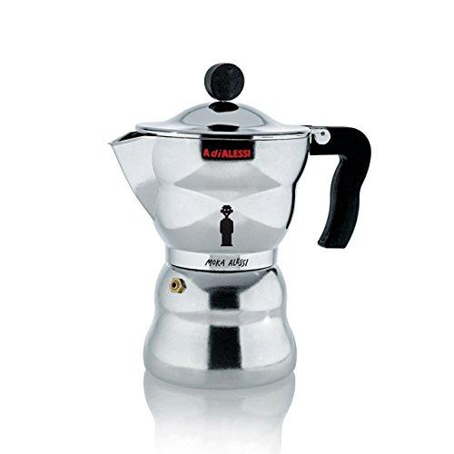 Compra Alessi AAM33/6imb Embudo para cafetera expreso Moca ...