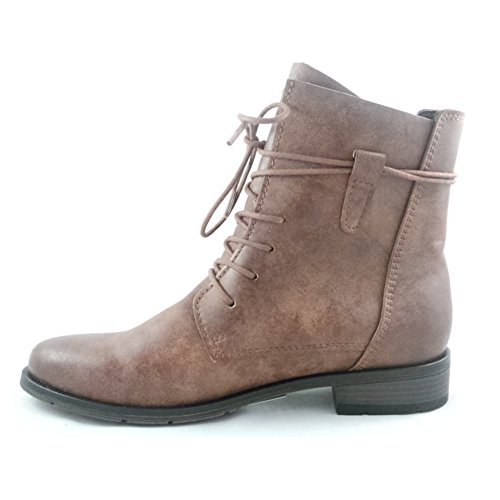 Scarpe Stringate Donna Marrone Tozzi Brown Marco SO5Exwpqx