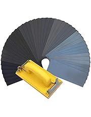 LANHU 320 tot 5000 gesorteerd schuurpapier, 23 x 9 cm