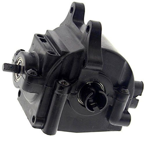 (Losi 1/14 Mini 8ight Buggy FRONT DIFFERENTIAL Ring Pinion Gear Box Outdrive by Team Losi)