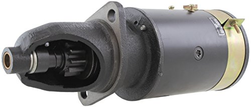 Gladiator New Starter for International Farmall Case Tractors 1939-1964 44-9934 1107067 1107093 1108096 355794R91 355794R92 A449934Z 91-01-3679N 91-01-3679 ()