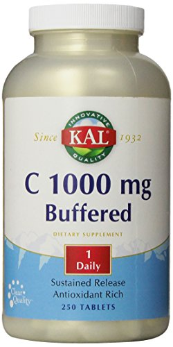 C 1000 Buffered Sustained Release Tablets