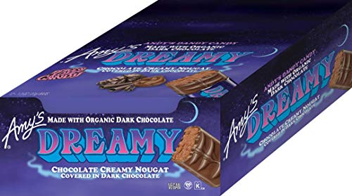 Amy's Dreamy Candy Bar, 12 Count