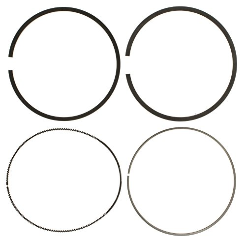 MAHLE Original S41909 Chevrolet/GMC 6.6L Duramax LB7, LLY, LBZ, & LMM Standard Single Piston Ring Set