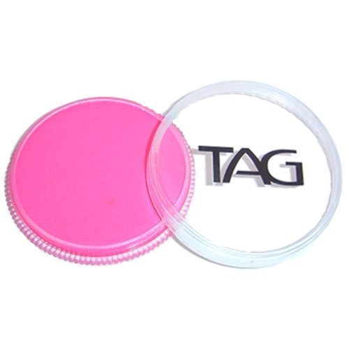 TAG Face Paints - Neon Pink (32 - Pink Paint Face