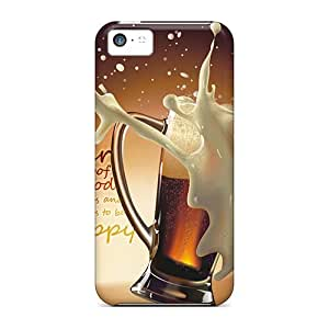 New Beer From God Skin Case Compatible With Iphone 5c