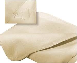 Fast Drying Natural Wool Crib Mattress Protector