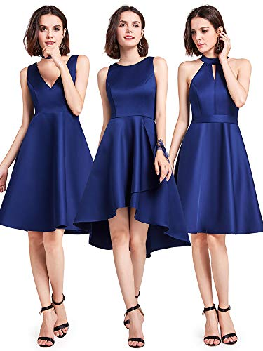 Ever-Pretty Womens Knee Length Wedding Guest Dress 10