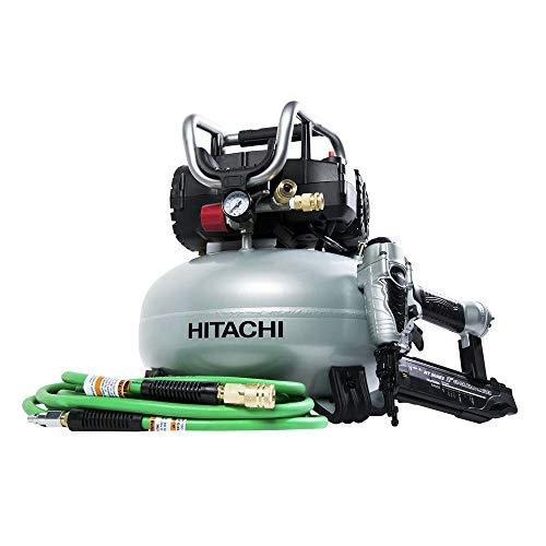 Hitachi KNT50AB Hitachi KNT50AB 2 Pcs Finish Combo Kit (Certified Refurbished)