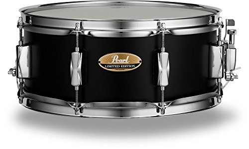 Drum Black Lacquer (Pearl Limited Edition Maple Snare Drum - 5.5