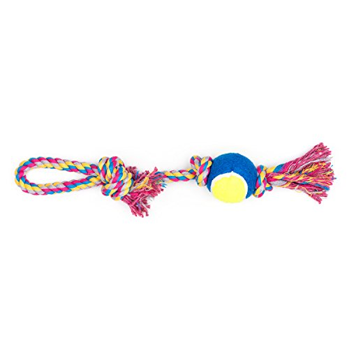 outlet Dog Rope Toys for Small to Medium Dogs, 5ivepets Dog Puppy Teething Toy Chew Rope Tug