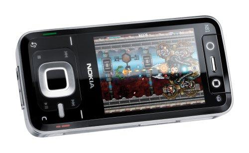 Nokia N81 UMTS Handy 8 GB warm silver-brown