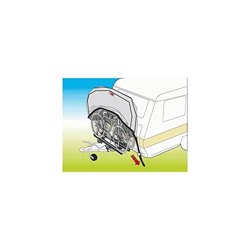 Fiamma Bike Cover Funda de protecci/ón para 2 bicicletas