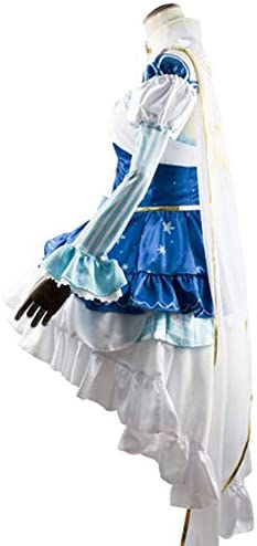 Shisky Cosplay Snow Hatsune Snow Princess Princess Wind COS Clothing Hatsune Miku Clothes