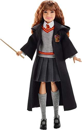 (Mattel FYM51 Harry Potter Hermoine Granger Doll, Multicolor)