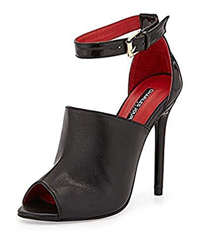 Charles Jourdan Women's Casey (Jourdan Leather Sandals)