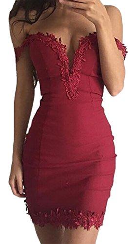 Kleid rot eng