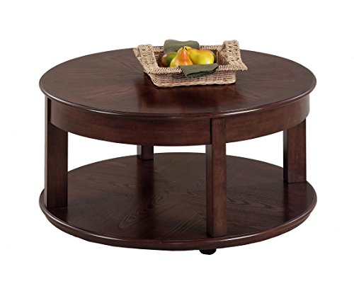 Progressive Furniture P543-48 Sebring Castered Round Cocktail