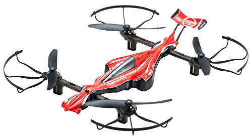 Kyosho Automobile Rtf Racing Drone, Shining Red