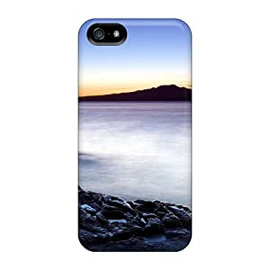 New Arrival Diy For HTC One M7 Case Cover Amazing Seascape At Sundown Cases Covers