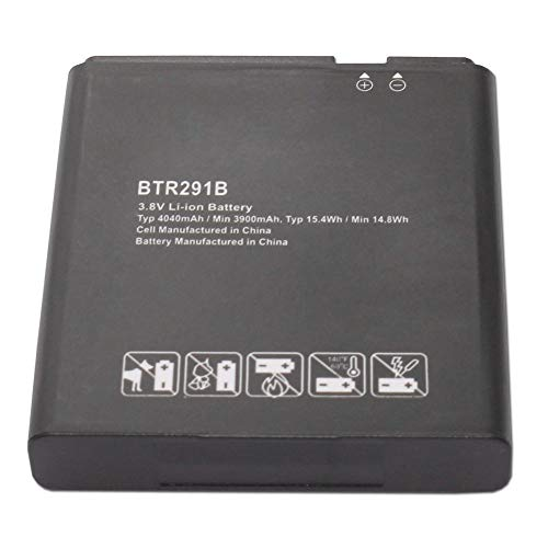 Generic Battery BTR291B Pantech Verizon Jetpack 4G LTE Mobile Hotspot in Non-Retail Packaging [24 Months Limited - Pantech Breeze Battery Iii