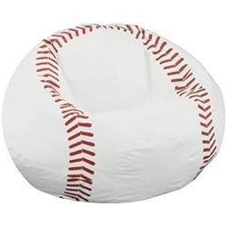 Baseball Bean Bag Chair (1)