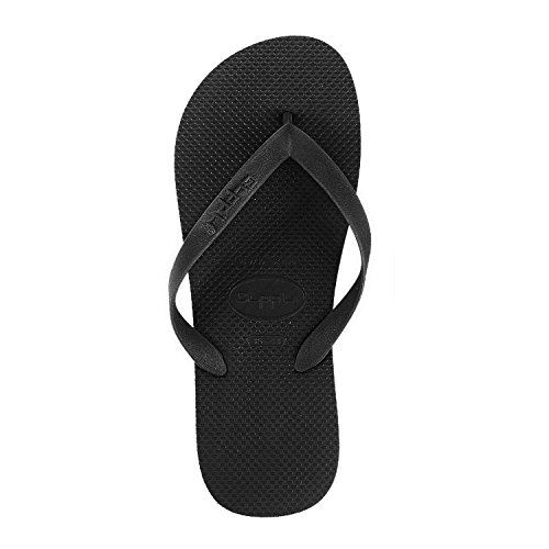 Clppli Womens Slippers Beach Slippers Zwart
