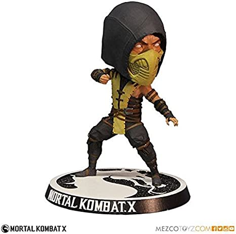 SubZero Bobble Head Figure-Mezco Toyz livraison gratuite! Mortal Kombat