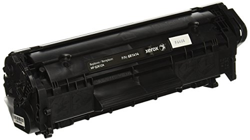 Xerox 6R1414 Remanufactured Toner Cartridge Alternative for HP 12A (Q2612A)