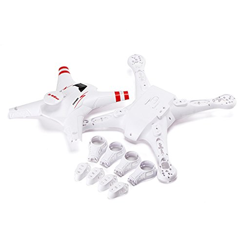Desconocido Generic BAYANGTOYS X16 Upper Body Shell Cover and ...