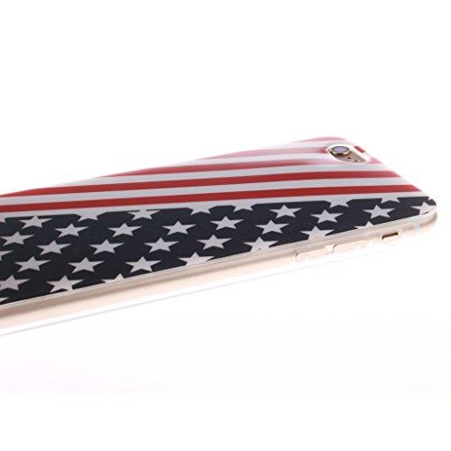 "Iphone 6Plus 5.5""coques Silicone TPU Gel ,Yaobai-Coque de protection en silicone TPU pour Apple Iphone 6Plus Etui case cover housse"
