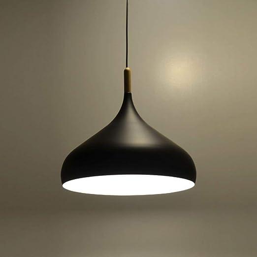 Techo Llevado lámpara de luz Pendiente luz Mesa de Comedor de la ...