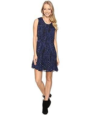 Womens Geo Print Dress