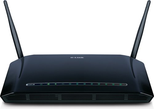 D-Link DIR-632 Wireless-N 8-Port Router (8 Ports Wireless Router)