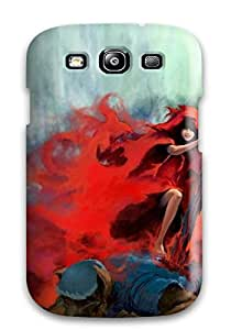 Top Quality Case Cover For Galaxy S3 Case With Nice Red Riding Hood Appearance