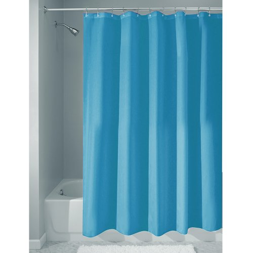 InterDesign Mildew Free Water Repellent Curtain 72 Inch