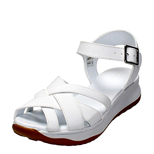 RUCOLINE - Sandalias de vestir para mujer blanco