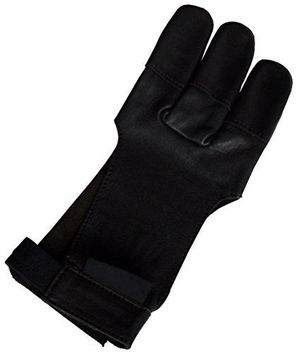 Bogenhandschuh full finger Halona, Schiesshandschuh S-XL f. Bogenschiessen (XL)