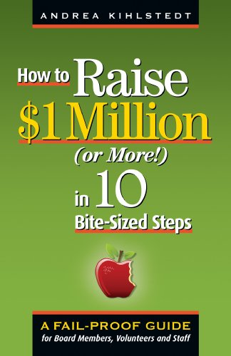 How To Raise $1 Million (Or More!) In 10 Bite-sized Steps: A Failproof Guide For Board Members, Volunteers And Staff