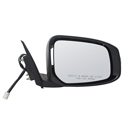 - Passengers Power Side View Mirror Heated w/Signal Replacement for Mitsubishi Lancer & Evolution/Sportback 7632C352WB AutoAndArt