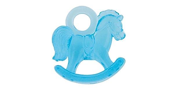 Amazon.com: Plástico azul diseño de caballo balancín Boy ...