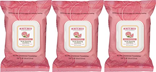 burts-bees-facial-cleansing-towelettes-pink-grapefruit-30-count-pack-of-3