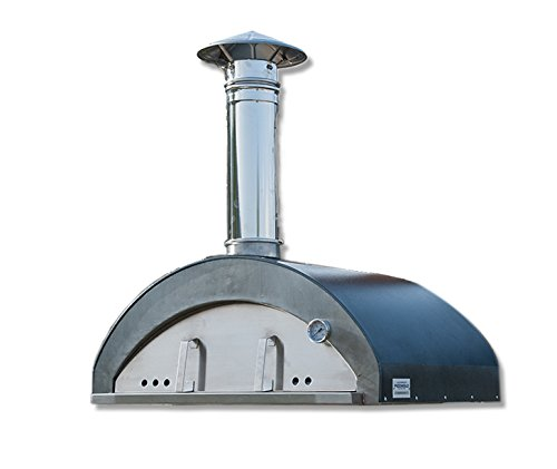Necessories Pizzaiolo Wood-Fired Outdoor Pizza Oven