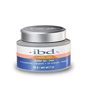 IBD UV Gels, Clear Builder Gel 2 oz
