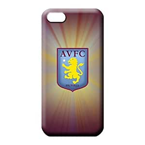 iphone 4 / 4s Attractive New Arrival Protective Cases mobile phone covers Aston Villa FC soccer club logo