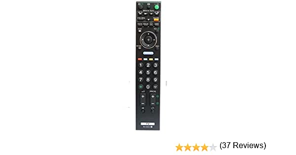 Mando a distancia para televisor LCD de plasma SONY BRAVIA / RM ED013 / RM ED013: Amazon.es: Electrónica