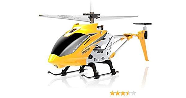 RCTecnic Helicóptero Teledirigido para Niños Phantom con Baterías ...